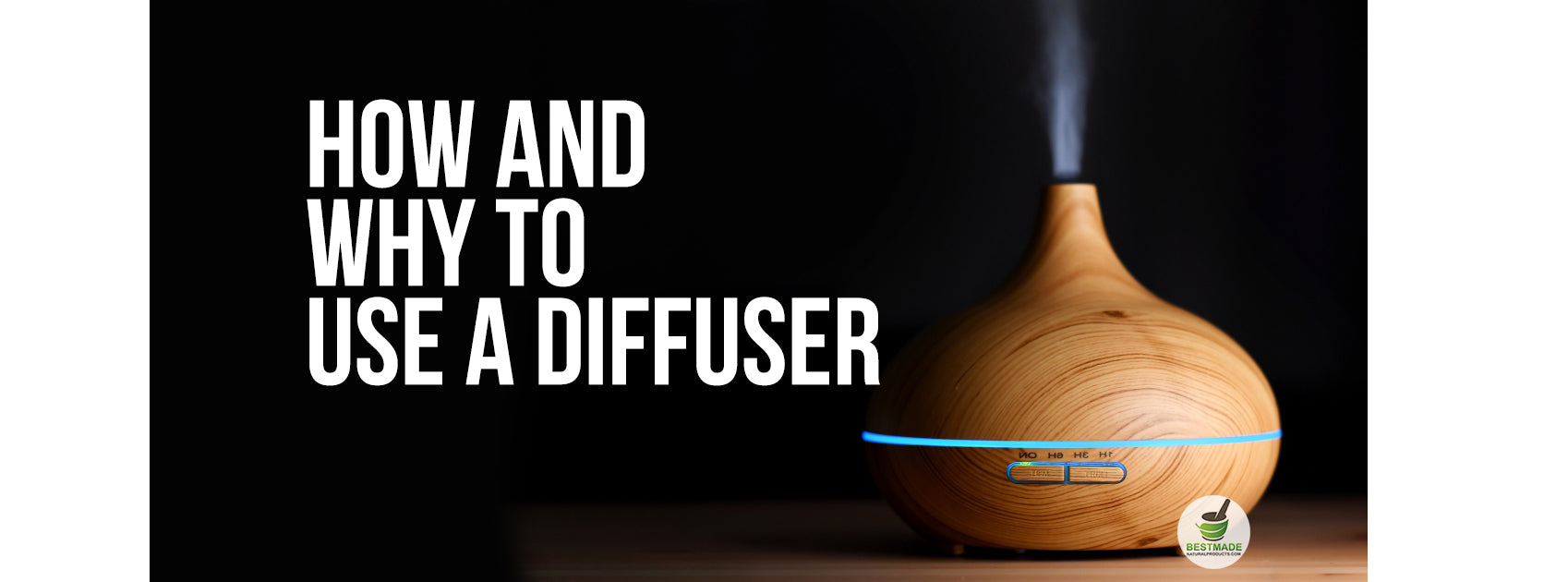How and Why to Use a Diffuser