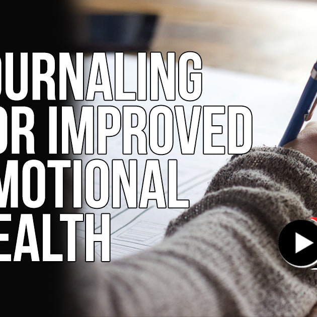 Journaling for Improved Emotional Health