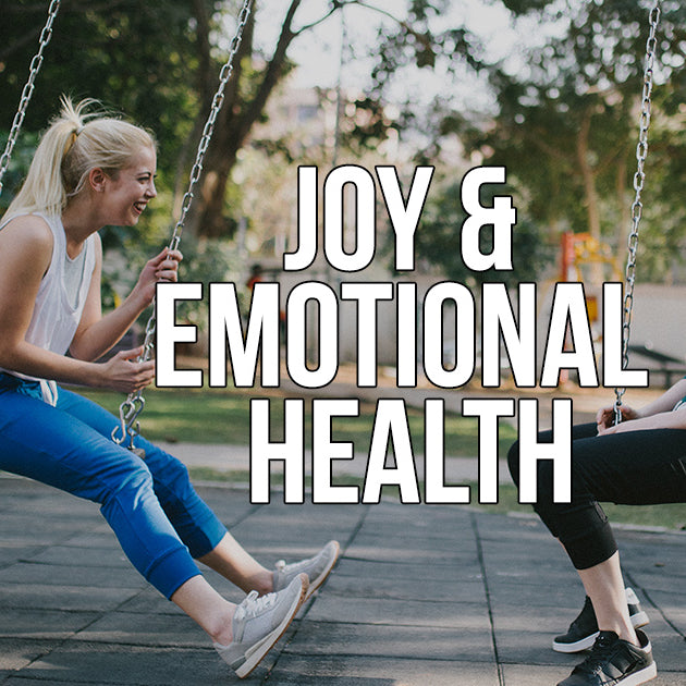 Joy And Emotional Health