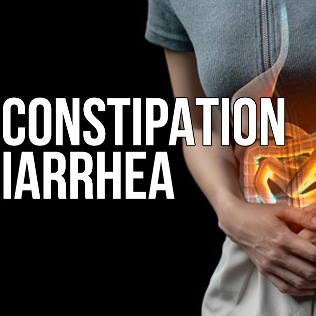 EVERYTHING YOU NEED TO KNOW ON CONSTIPATION & DIARRHEA