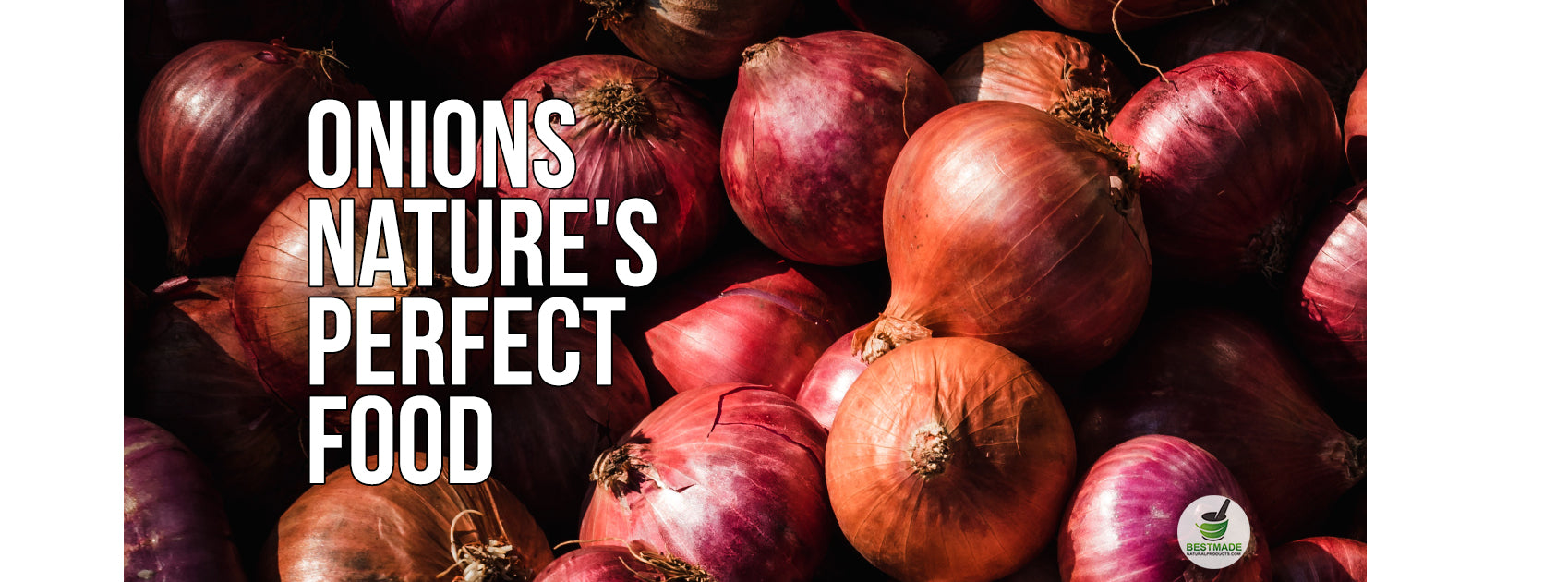 Nature's Perfect Food: Onions