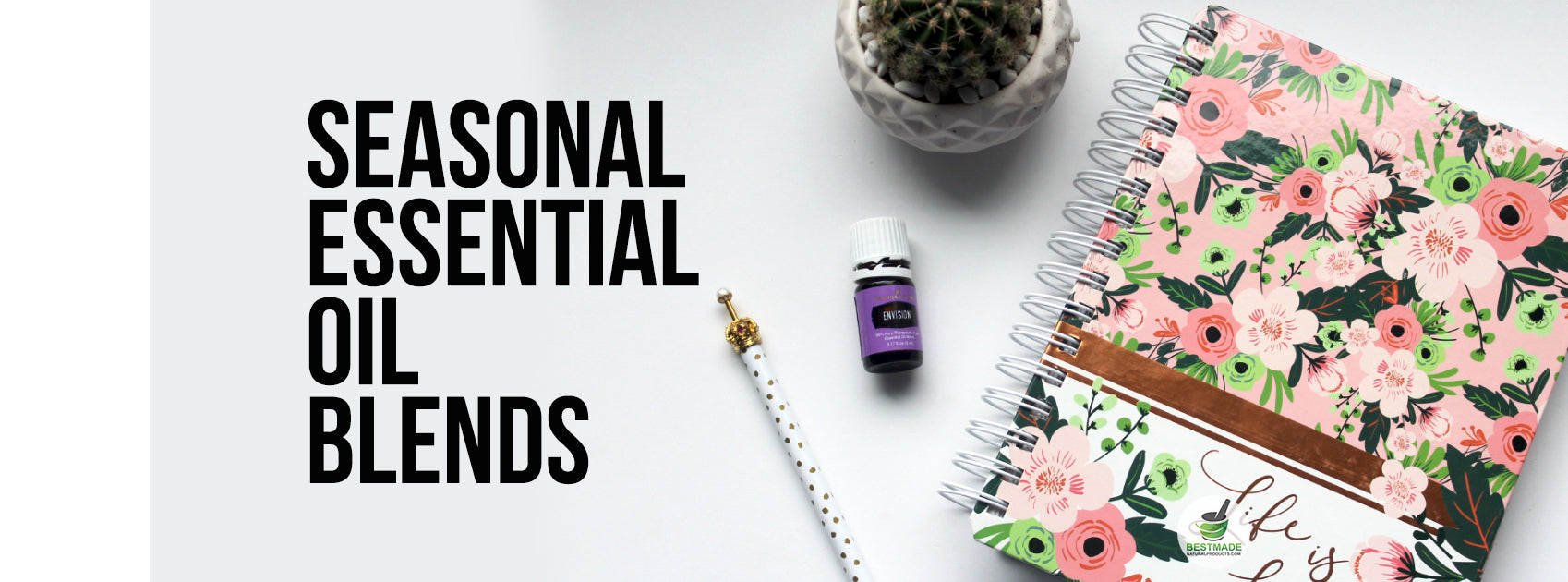 Seasonal Essential Oil Blends
