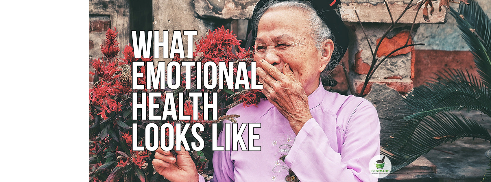 What Emotional Health Looks Like