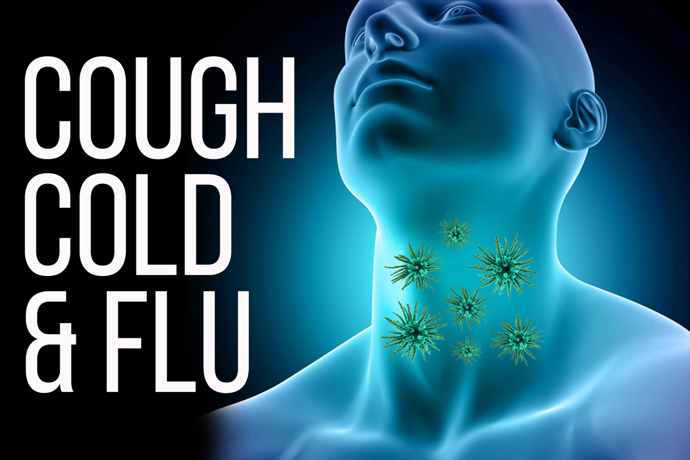 COUGH COLD & FLU