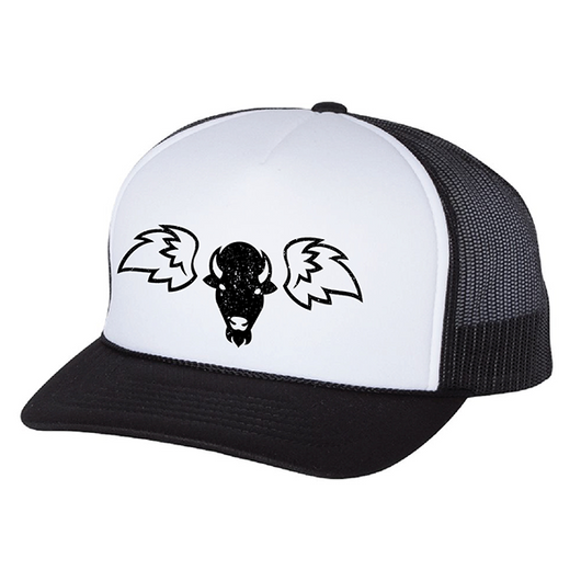 Trucker cap (black)