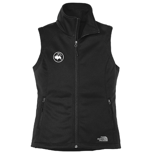 Womens North Face Ridgeline soft shell vest