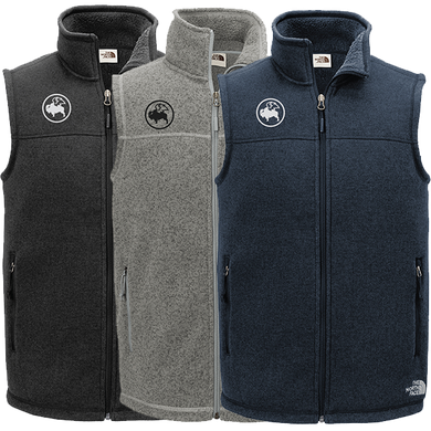 Men's North Face Sweater Fleece Vest