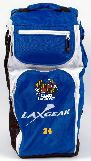Crabs Custom Royal Laxpack