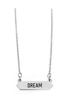 Dream Necklace in Silver