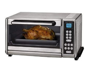 Cuisinart Toaster CTO-140PC Oven Broiler (Refurbished)