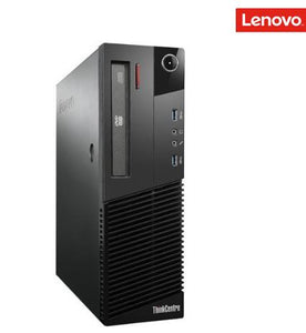 Lenovo Thinkcenter M93 Small Form Factor Desktop Intel Core i5-4570 8GB RAM 120GB SSD Win10 Pro (Off-Lease Refurbished)