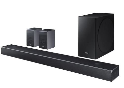 Samsung HW-Q90R Harman Kardon 7.1.4 Channel 512W Soundbar with Wireless Subwoofer