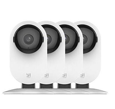 YI Home 2MP 1080p Full HD Wireless IP Security Camera (4-Pack)