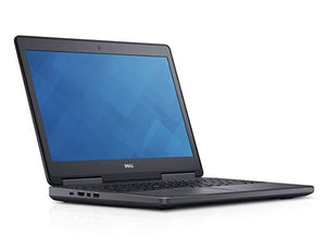 "Dell Precision 7510 15.6"" Laptop 1080p Intel i7-6820HQ 32GB RAM 1TB HDD Win10 Pro with NVIDIA M1000M 2GB (Off-Lease Refurbished)"