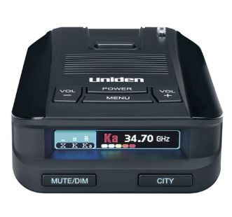 Uniden DFR9 Super Long Range Radar w/ Laser Detection and GPS