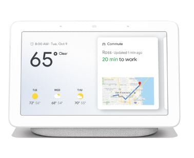 Google Home Hub Smart Display with Google Assistant
