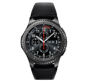 Samsung Gear S3 Frontier Smartwatch Dark Grey (Refurbished)
