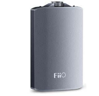 FiiO A3 Portable Headphone Amplifier (Titanium)