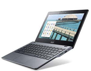 "Acer C720 11.6"" Chromebook Laptop Intel Celeron 2957U 1.4GHz 2GB RAM 16GB SSD Chrome OS (Off-Lease Refurbished)"