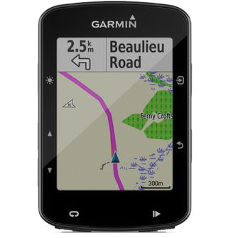 Garmin Edge 520 Plus GPS Cycling/Bike Computer for Competing and Navigation