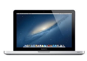 "Apple MacBook Pro 2012 13"" Laptop Intel Core i5-3210M 4GB RAM 500GB HDD macOS Sierra (Off-Lease Refurbished)"