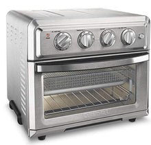 Cuisinart TOA-60 Convection Toaster Oven Air Fryer (Silver)