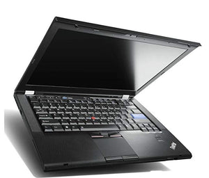 "Lenovo Thinkpad T420 14"" Laptop Intel Core i7-2620 8GB RAM 320GB HDD Win10 Pro (Off-Lease Refurbished)"