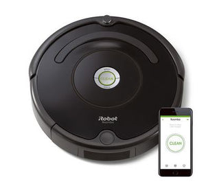 iRobot Roomba 675 Robot Vacuum with Wi-Fi Connectivity