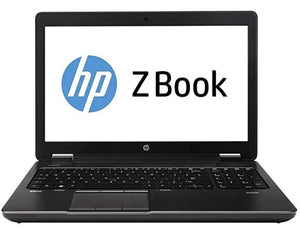 "HP ZBook 15 15.6"" Mobile Workstation Laptop Intel Core i7-4800QM 16GB RAM 240GB SSD Win10 Pro (Off-Lease Refurbished)"