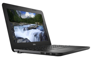 "Dell Latitude 3190 11.6"" Laptop  Intel Celeron N4100 8GB RAM 128GB SSD Win10 Pro (Refurbished)"