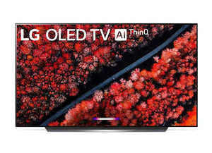 LG OLED C9 Series 4K UHD Smart HDTV AI ThinQ