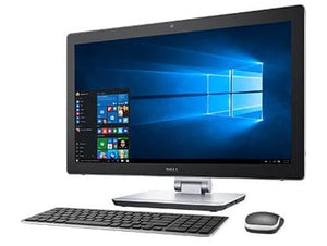 "Dell Inspiron 24-7459 24"" All-in-One Intel Core i7-6700HQ 1080p 12GB RAM, 1TB HDD Win10 Touch (Refurbished)"