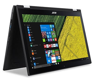 "Acer Spin 3 2-in-1 Laptop, 15.6"" Intel Core i3-7100U 6GB RAM 1TB HDD Win10"