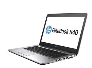 "HP Elitebook 840 G3 14"" Laptop 1080p Touch Intel Core i5-6300 8GB RAM 256GB SSD Win10 Pro (Off-Lease Refurbished)"