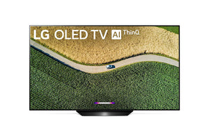 LG OLED B9 Series 4K Ultra HD Smart OLED TV AI ThinQ