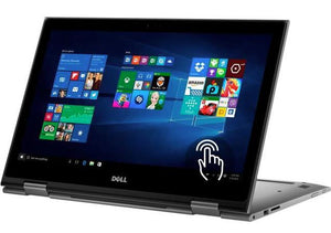 "Dell Inspiron Pro 5578 2-in-1 Touch 15.6"" Laptop Intel Core i5-7200U 8GB RAM 256GB SSD Win10 Pro (Refurbished)"