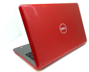 "Dell Inspiron 15 5565 15.6"" Laptop AMD FX 9800P 8GB RAM 1TB HDD Win 10 Home (Tango Red)"