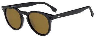 Fendi 49mm Round Sunglasses
