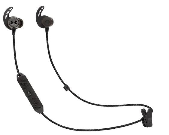 JBL Under Armor React Wireless in-ear Headphones (Refurbished)