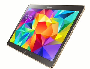"Samsung Galaxy Tab S 10.5"" 16GB 2560x1600 Titanium Bronze Tablet (Refurbished)"