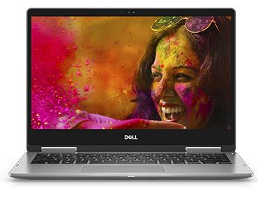 Dell Inspiron 13 7373 Laptop Intel Core i5-8250U 8GB RAM 256GB SSD Win10 Home (Refurbished)