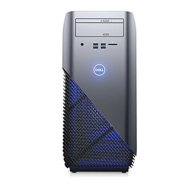 Dell Inspiron 5675 Gaming Desktop Computer AMD Ryzen 7 1700X 12GB RAM 1TB HDD 128GB SSD Radeon RX570 Win10 Home (Refurbished)