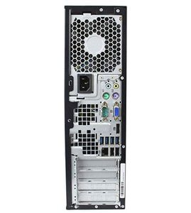 HP Compaq Elite 8300 SFF Desktop Intel Core i5-3470 16GB RAM 2TB HDD Win10 Pro (Off-Lease Refurbished)