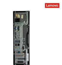 Lenovo Thinkcentre M93 SFF Desktop Intel Core i7-4770 32GB 512GB SSD Win10 Pro (Off-Lease Refurbished)