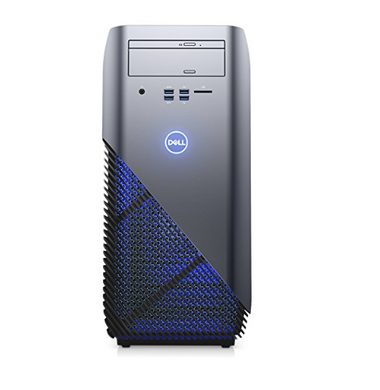 Dell Inspiron 5675 Desktop Computer AMD Ryzen 5 1400 8GB RAM 1TB HDD Win10 Home (Refurbished)