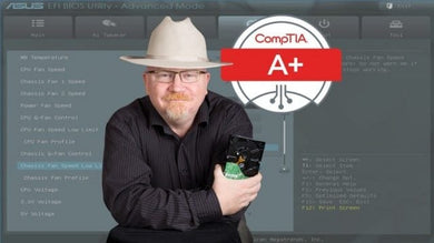CompTIA A+Certification 1002. The Total Course