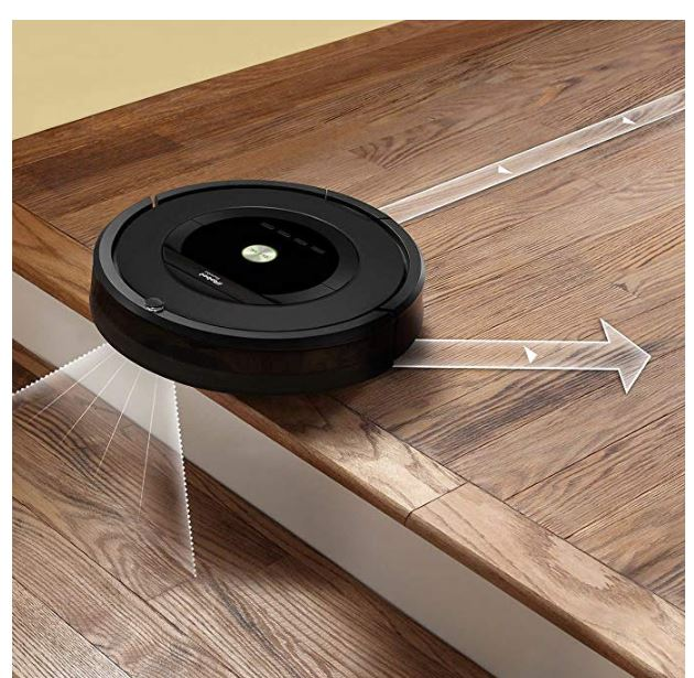 Irobot Roomba 805 Vacuum Cleaning Robot With Virtual Walls