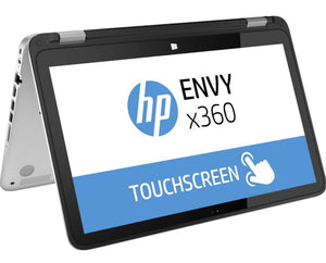 "HP ENVY x360 13-y023cl 13.3"" i7-7500U 16GB RAM 512GB SSD 4K Touch 2 in 1 Laptop - Refurbished"
