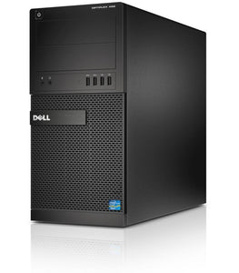 Dell OptiPlex XE2 i5-4570S 500GB, 4GB Win 10 Pro Mini Tower Desktop PC - Refurbished