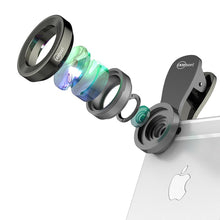 Acesori Universal Smartphone Clip-On Lens Kit